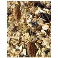Muesli 40% Fruit Nut Seeds No Sulphur / 150g