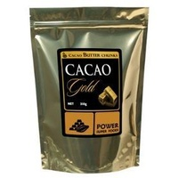 Cacao Butter Chunks Organic (CACAO GOLD PSF) 250g