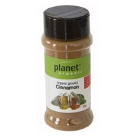 Ground Cinnamon Organic (Jar) 45g