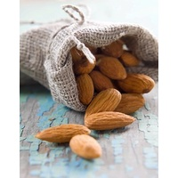 Almonds Raw Organic / 150g