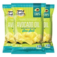 Good Health Chips AVOCADO OIL SEA SALT 142g