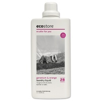 Ecostore Laundry Liquid - Geranium & Orange 1L