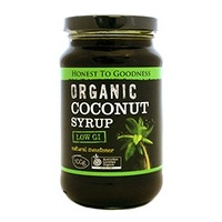 Coconut Syrup Organic 500gm