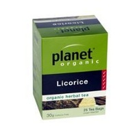 Planet Organic LICORICE Tea Bags x 25
