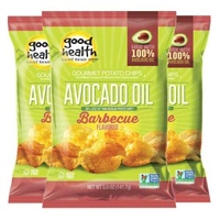 Good Health Chips AVOCADO OIL BBQ 142g