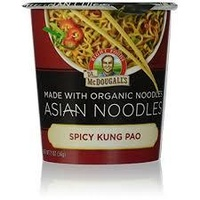 Dr. McDougall Spicy KUNG PAO Noodles 58g
