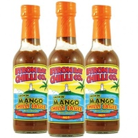 Byron Bay Chilli SMOKIN MANGO Sauce 250ml