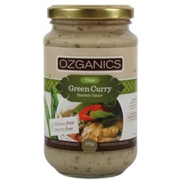 Thai GREEN CURRY sauce Ozganics 375g