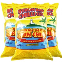 Byron Bay Chilli LIGHTLY SALTED Cornchips 175g