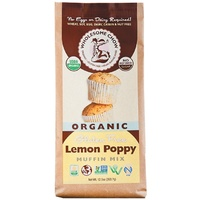 Wholesome Chow Lemon & Poppy Seed Muffin Mix 353g