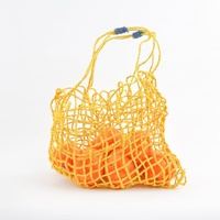 String Bag Saffron - Arilaya Community