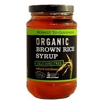 Brown Rice Syrup Organic 500g