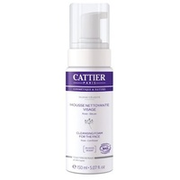 Cattier Cleansing Face Foam Nuage Celeste