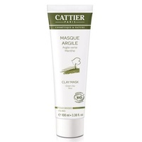 Cattier Clay Mask Green Oily Skin