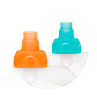 Sinchies Sip'n Silicone Lids - 2 pack