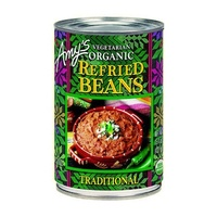 Amy's Kitchen Beans Refried Pinto Organic 437g