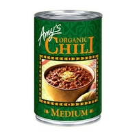 Amy's Kitchen Chili Medium Organic 416g