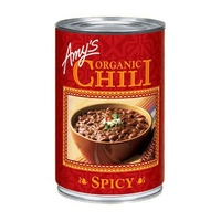 Amy's Kitchen Chili Spicy Organic 416g