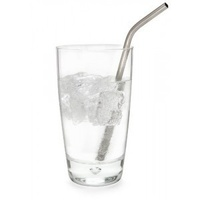Straw Bent Stainless Steel SINGLE