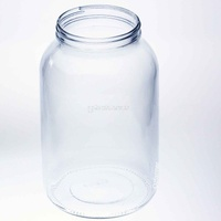 Jar 3.8 Litre Ball Mason Smooth