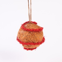 Xmas Ball Coconut Fibre
