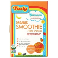FRUIT SMOOTHIE Organic Gummies (lunchbox) 115g