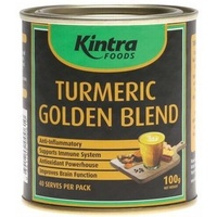 Turmeric Golden Latte Blend (40 Serves), Kintra 100g