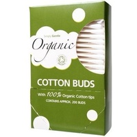 Simply Gentle Organic Cotton Buds 200