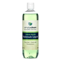 Dishwash Liquid Lemon Myrtle Simply Clean 500mL