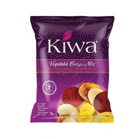 Kiwa VEGETABLE Crisps 140g