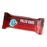 Blue Dinosaur SOUR CHERRY Paleo Bar 45g