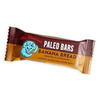 Blue Dinosaur BANANA BREAD Paleo Bar 45g