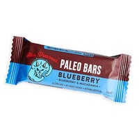 Blue Dinosaur BLUEBERRY Paleo Bar 45g