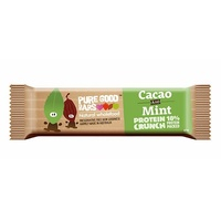 Cacao, Mint & Protein Crunch Bar 40g
