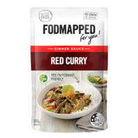 Red Curry Sauce Simmer Sauce 200g