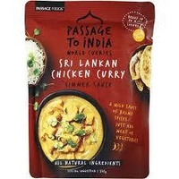 Chicken Curry Simmer Sauce 375g