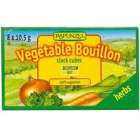 Vegetable Bouillon Soup Cubes with Herbs 84g