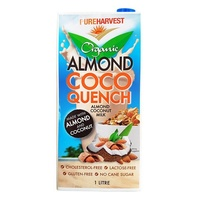 Almond Quench Organic 1L