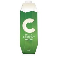 C Coconut Water Organic 1L