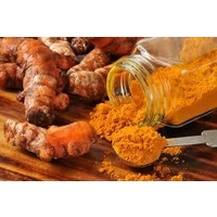 High Grade Organic Turmeric Powder / 200g