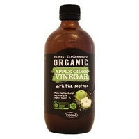 Apple Cider Vinegar Organic 500ml