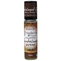 Vrindavan Sandalwood Serene Perfume Oil 10ml