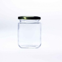 Jar 240ml Basic Round