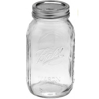 Jar 950ml Ball Mason Wide Mouth