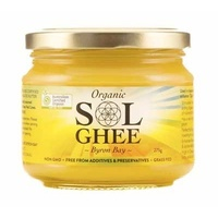 Ghee Grass Fed Organic 275g