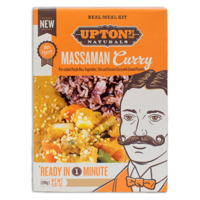 Real Meal Kit Massaman Curry Uptons Naturals 280g
