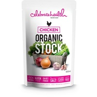 Stock Chicken Organic 500ml