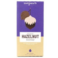 Loving Earth HAZLENUT Mylk Chocolate 80g