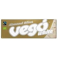 Vego Vegan Chocolate Almond Bliss 50g