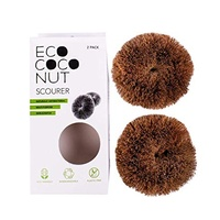 Scourer Coconut Fibre - 2 pack by EcoCoconut